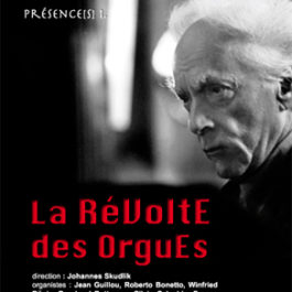 DVD Jean Guillou • La Révolte des Orgues