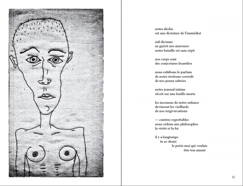 """Recueil de poèmes """"instantanés"""" de Tomasz Cichawa"""