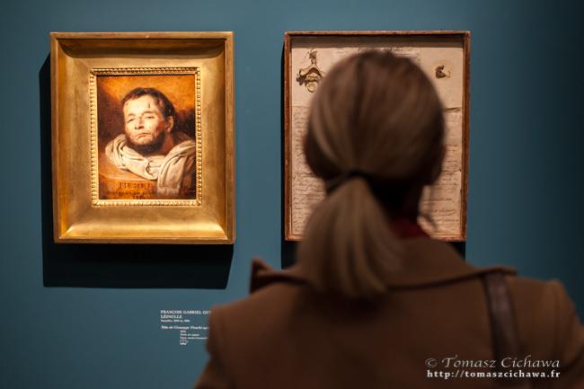 Visages de l'effroi (exposition) [photo © Tomasz Cichawa]