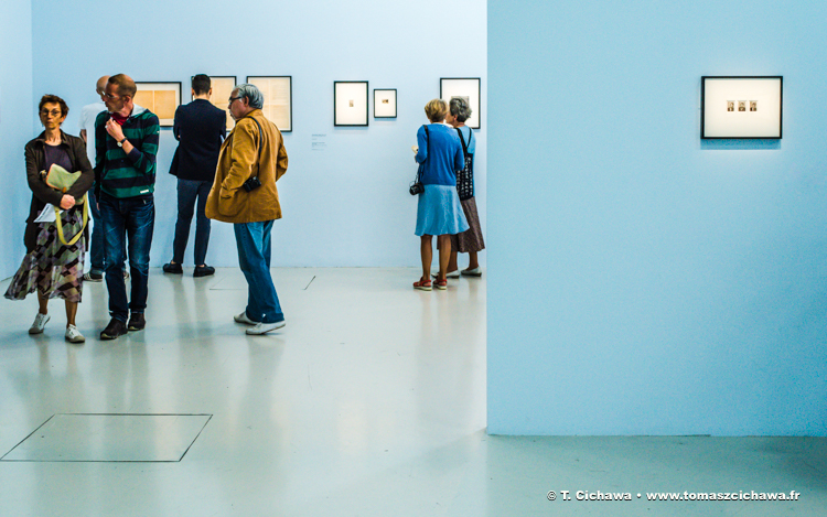 Walker Evans, exposition au Centre Pompidou (2017)