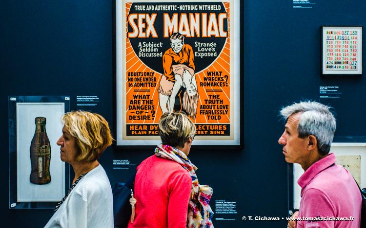 Walker Evans, exposition au Centre Pompidou (2017)
