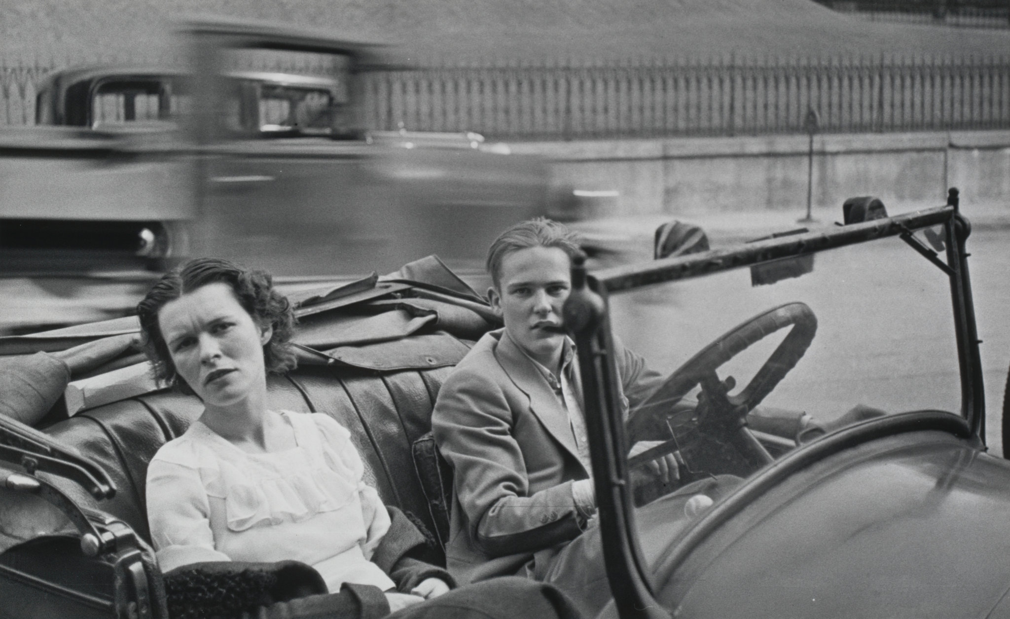 Photographie : Walker Evans.