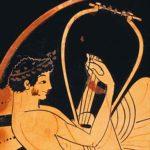 Orphée et sa lyre