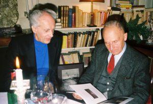J. Guillou et J. Gracq