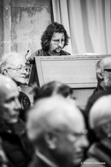 La Révolte des Orgues à l'Oratoire du Louvre, Martin Kovarik