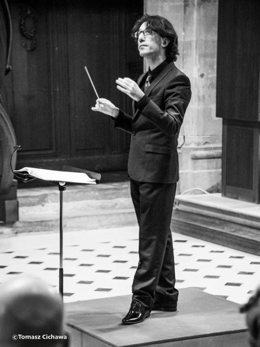 La Révolte des Orgues à l'Oratoire du Louvre, janvier 2020, Léonard Ganvert