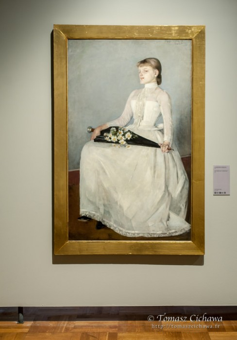 Exposition Olga Boznańska (Mus. Nat. Varsovie)
