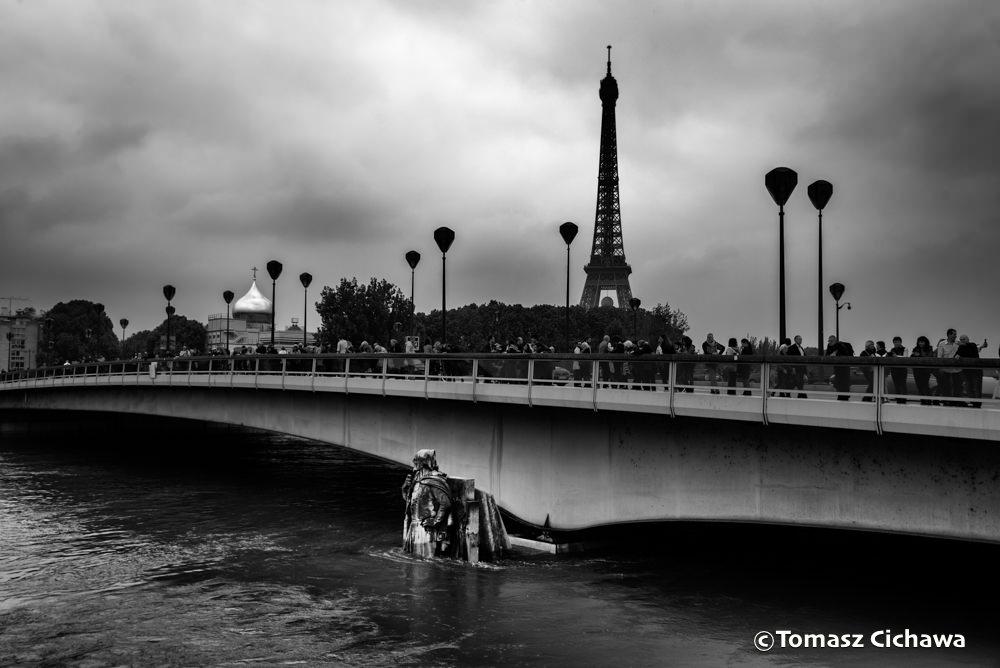 La crue de la Seine 2016
