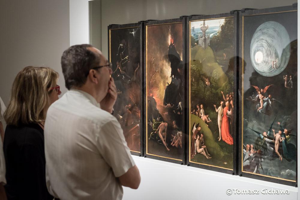 Jérôme Bosch : exposition au Prado 2016.