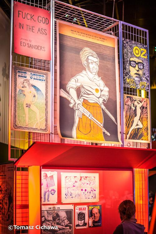 The Velvet Underground • Exposition à la Philharmonie de Paris