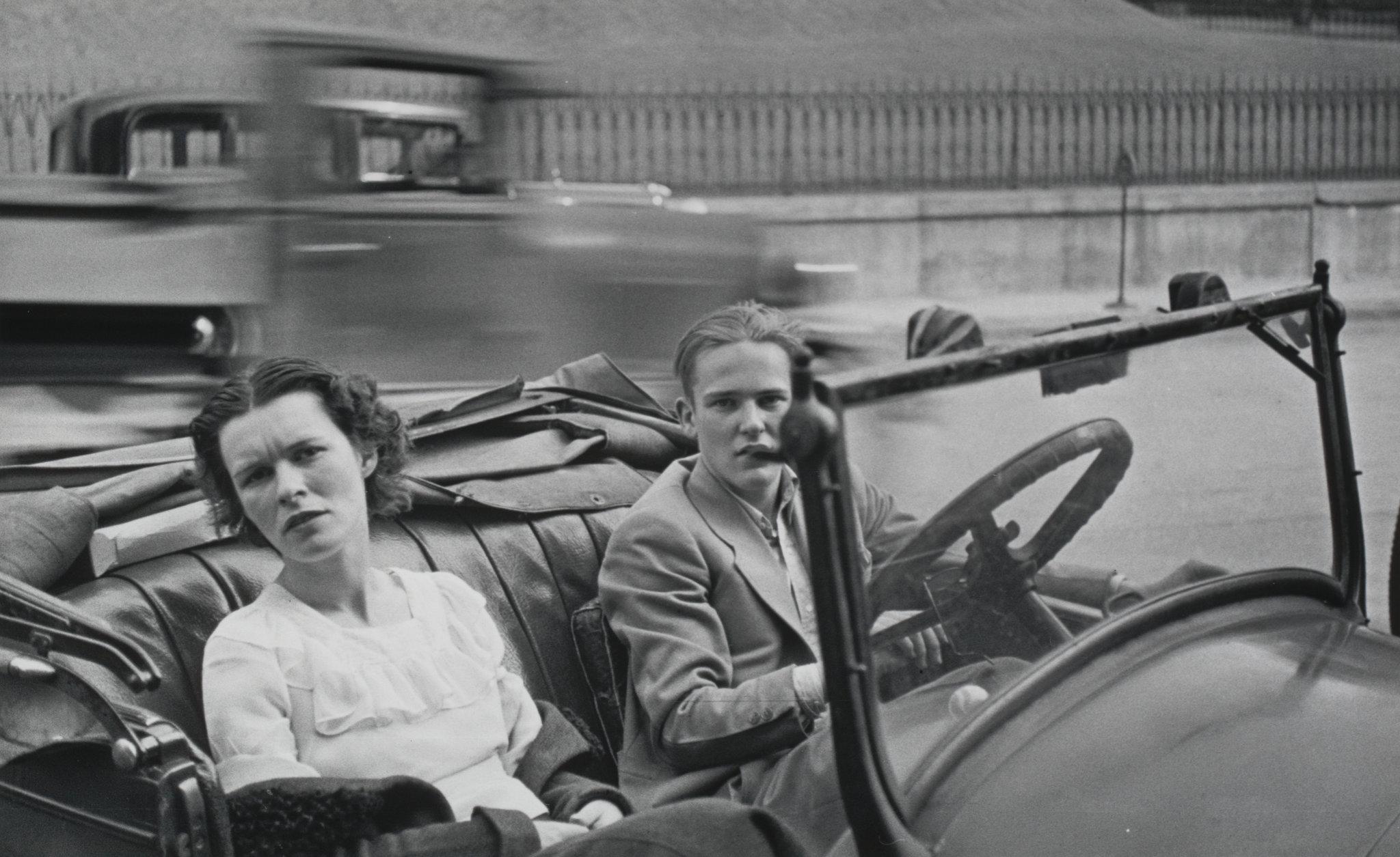 Photographie : Walker Evans.