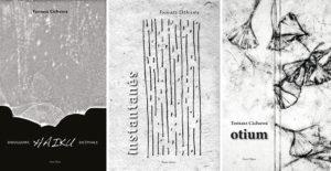 Recueils de poèmes Tomasz Cichawa
