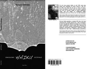 Haiku bicéphale, couvertures • Dwugłowe haiku, okładki
