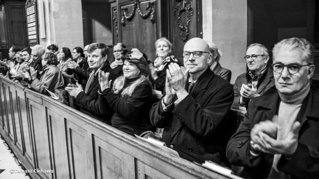 La Révolte des Orgues à l'Oratoire du Louvre, janvier 2020