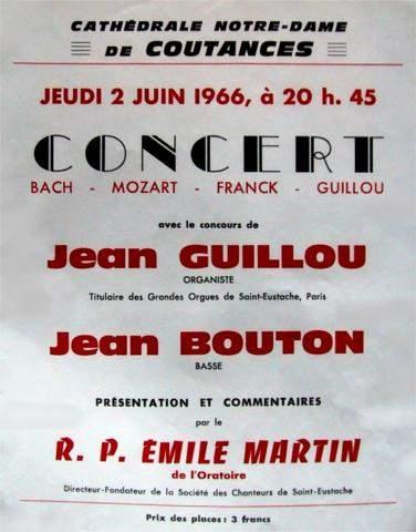 affiche Guillou Bouton